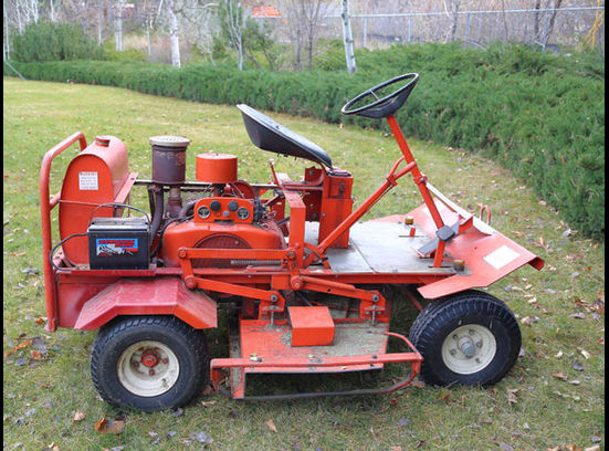 vintage jacobsen rider lawn mower forums lawnmower reviews repair pricing and discussion forum. Black Bedroom Furniture Sets. Home Design Ideas